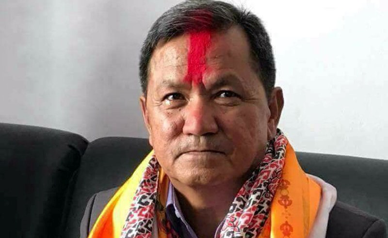 Subba Gurung elected UML PP leader of province-4