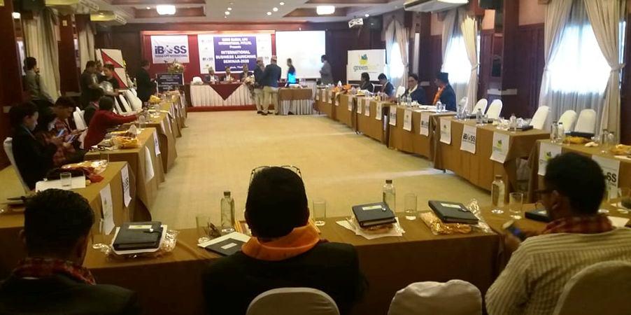 थाइल्यान्डमा आइबोसको अन्तरास्ट्रिय बजार शुभारम्भको घोषणा