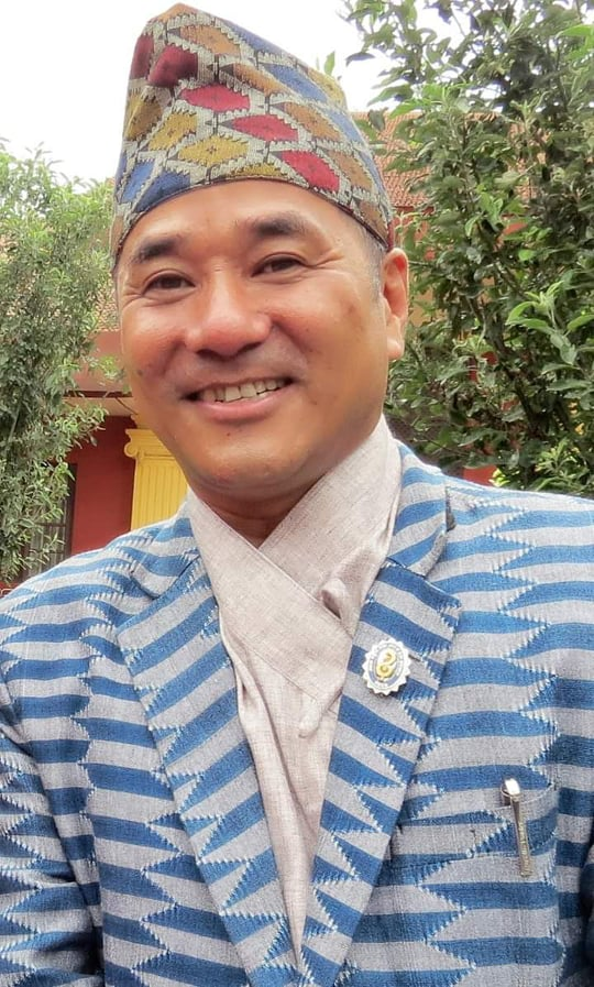 प्राज्ञ अशोक राईको 'एक वर्ष'