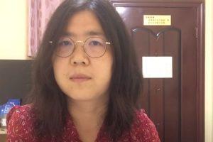 चिनको वुहानमा कोरोना भाइरसबारे रिपोर्टिङ गर्ने पत्रकारलाई जेल सजाय