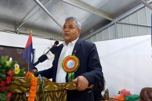 निहुँ खोज्न छाडेर समयमै अधिवेशन गर्न नेतृत्वलाई नेकपा नेता बाँस्कोटाको चुनौती(भिडियोसहित)