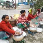 ग्लोवल नेपालिज सेफ फेडरेसनद्धारा भाक्का दिवसमा भाक्का वनाउनेलाई सम्मान