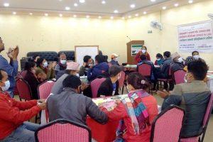 बजारीकरण तालिमले ल्यायो कृषकमा उत्साह