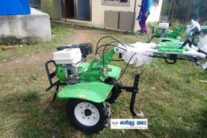 अनुदानमा कृषि यन्त्र दिने चौंरीदेउराली गापाको तयारी