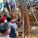चण्डेनी मण्डनमा सुविधासम्पन्न स्वास्थ्य चौकी भवन बन्दै